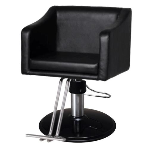 Belvedere Look LK12 Hair Styling Salon Chair w/ CB12BC Base