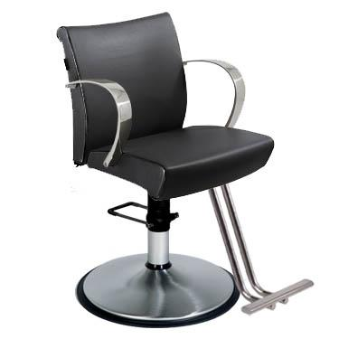 Beauty Star BSA3232C-BL Venezia Hair Styling Salon Chair - Base Option