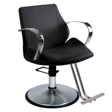 Beauty Star BSA32A2C Kami Hair Styling Salon Chair w/ Base Options
