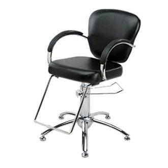 Garfield International 9001 Madison Styling Chair w/ HB09 Hydraulic Base