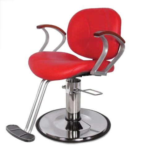 Collins 5500 Belize Hair Styling Chair w/ Hydraulic Base Options