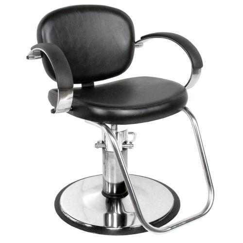 Collins QSE 1300 Valenti Hair Styling Salon Chair - Base Options