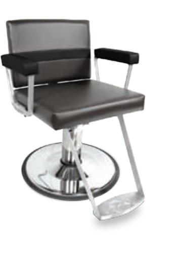 Collins 9800 Taress Hair Styling Salon Chair w/ Hydraulic Base Options