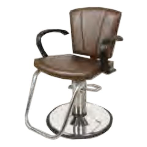Collins QSE 4400 Sean Patrick Styling Chair w/ Hydraulic Base Option