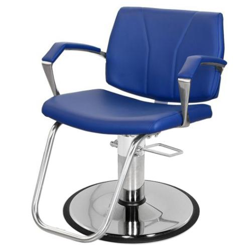 Collins 5200 Phenix Hair Styling Salon Chair w/ Hydraulic Base Options