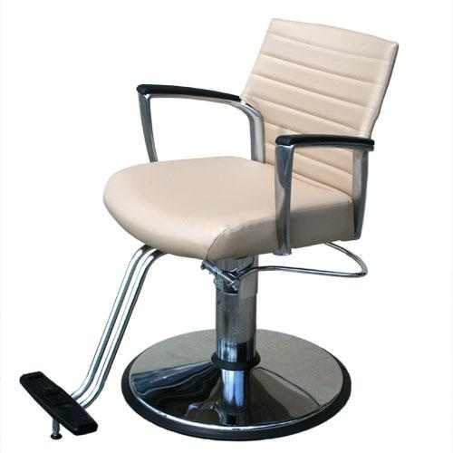 "Global B1380 Lena Styling Chair w/ B425 23"" Hydraulic Base"