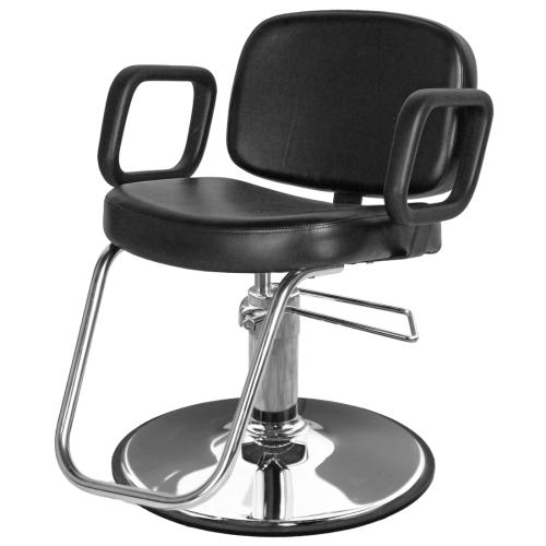 Jeffco 616.0.T Sterling II Styling Chair w/ T Base