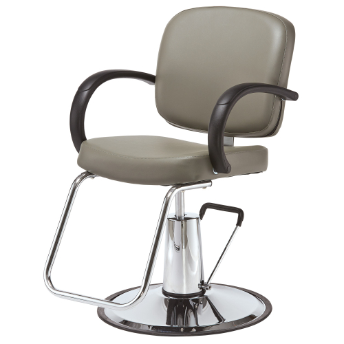 Pibbs 3606 Messina Styling Chair w/ Hydraulic Base Options