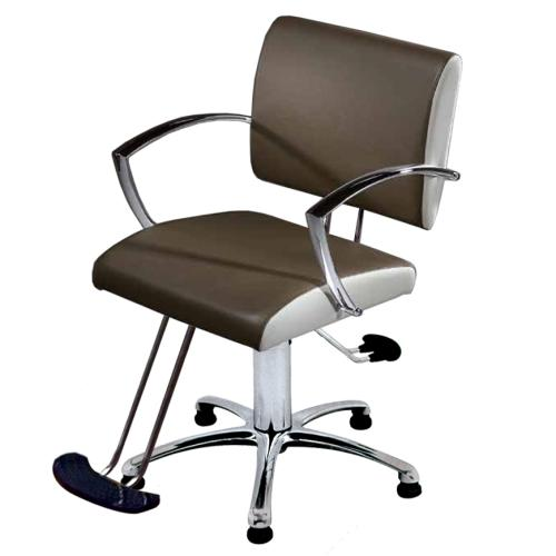 Salon Ambience SH/930-4 Nexia Styling Chair w/ Hydraulic Base Options