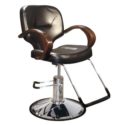YCC H-2118BKR Styling Chair