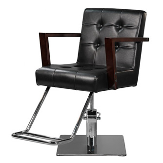 YCC Products Y104BK Fauteuil Styling Chair