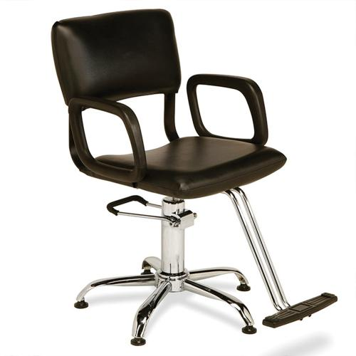 Veeco AR-HC-01-D Steel Frame Styling Chair