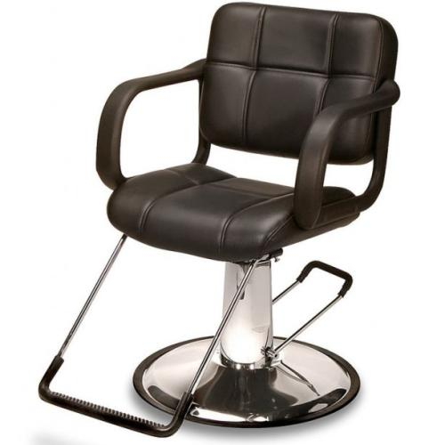 Veeco AR-6679-B Alexa Styling Chair on Round Base