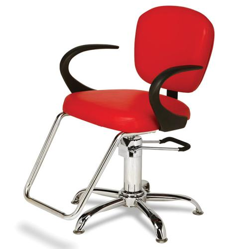 Veeco ST-9701-D Stiletto Styling Chair on Star Base