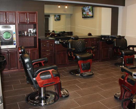 Men's Department Barber Shop