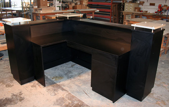 AB Salon Equipment Custom Desks