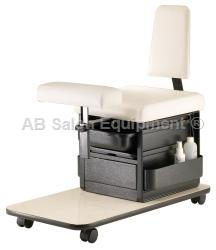 Kayline 509 Deluxe Pedicure Pal Rolling Pedicure Station