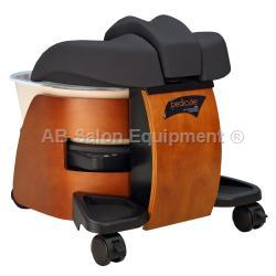 Continuum Footspas Portable Pedicute Spa