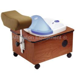 Pibbs DG104 Portable Pedicure Spa w/ FM3830A Tub
