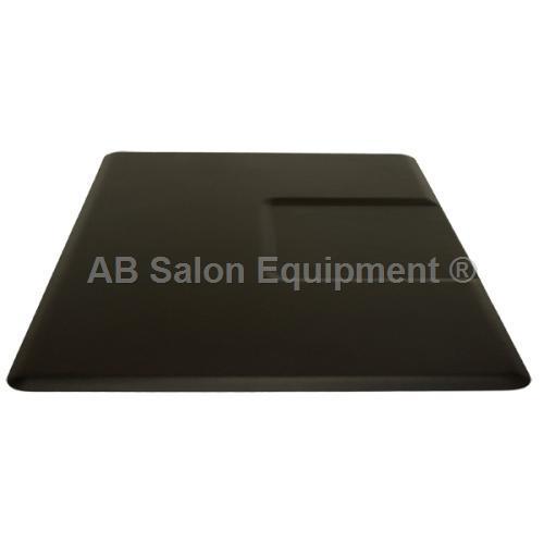 Ic Urethane 4045ss Rectangle Salon Chair Floor Mat 4 X