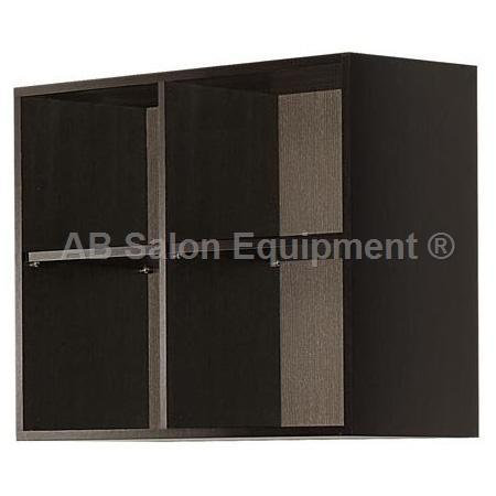 Salon Ambience WO/104 Service Top Cabinet 80 - Wenge