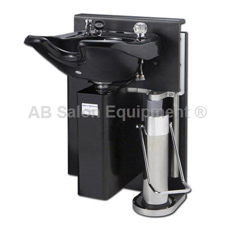 Accessible Systems K100 Adjust a Sink with 3000 Bowl - Powder Coated Shroud