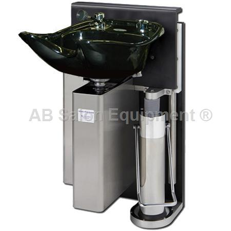 Accessible Systems Adjust a Sink with 8400 Bowl - Stainless Steel Shroud