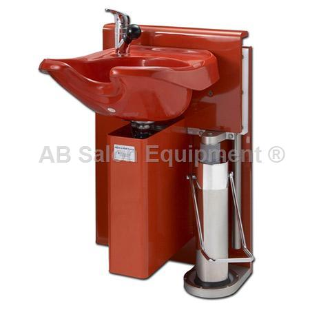 Accessible Systems K100 Adjust a Sink with 3000 Bowl - Special Color Laminate with Powder Coated Shroud - 3/1 Faucet