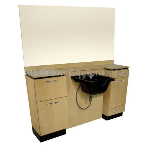 Collins QSE 4425-72 Neo Barber Wet Booth Unit