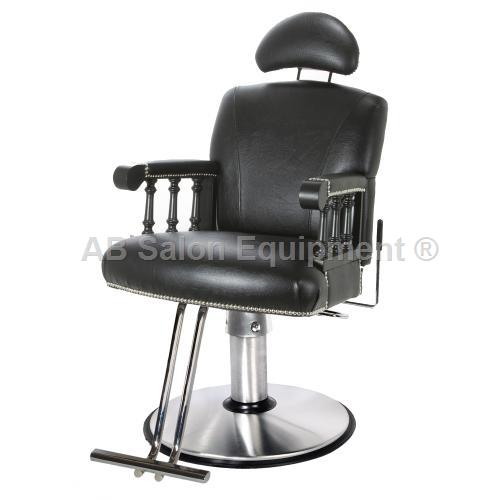 Belvedere WBXBB Balmoral Barber Chair W CB13FC HB Base