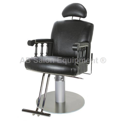 Belvedere WBXBB Balmoral Barber Chair W DB13SS HB Base