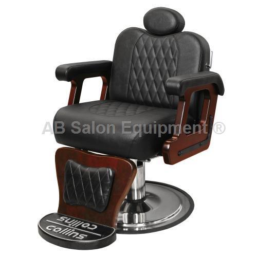 Collins B10 Commander Premium Barber Chair B Series