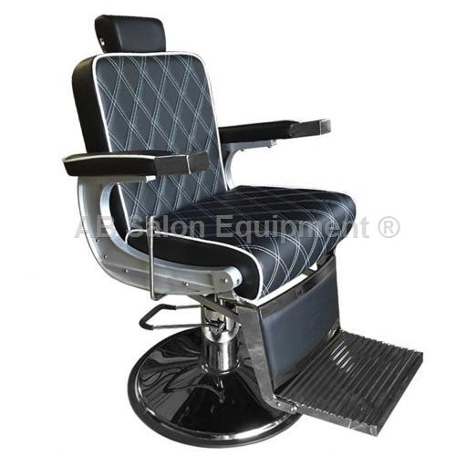 Salon equipment pros sep 2825opt ambassador barber chair for Ab salon equipment