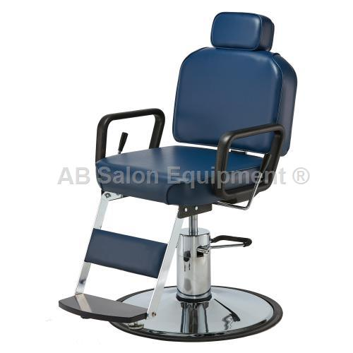 Pibbs 4391D Prince Barber Chair