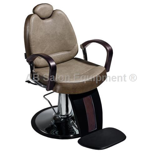 Salon Ambience SH/291-6/W David Barber Chair Wenge Armrests