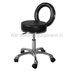 YCC Products FBC-8MB Manicure Stool