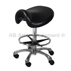 YCC Products H-2606H Saddle Stool