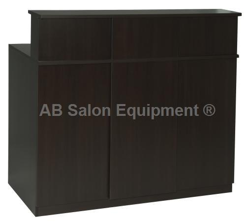 Belvedere ka104 48 kalli 48 reception desk for Ab salon equipment