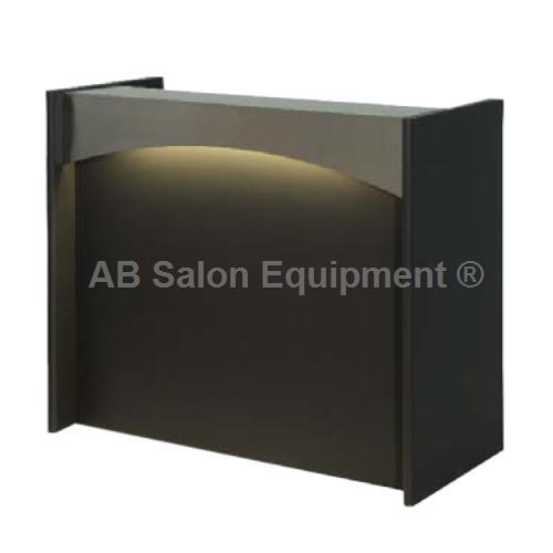 Belvedere edge edu304 ss technique reception desk for Ab salon equipment
