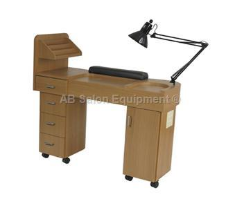 Ab salon equipment 70500 nail table for Ab salon equipment