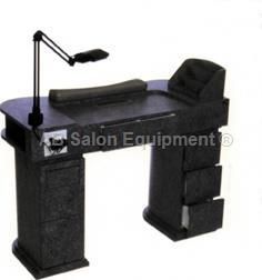 Ab salon equipment 70600 cosmos nail table for Ab salon equipment