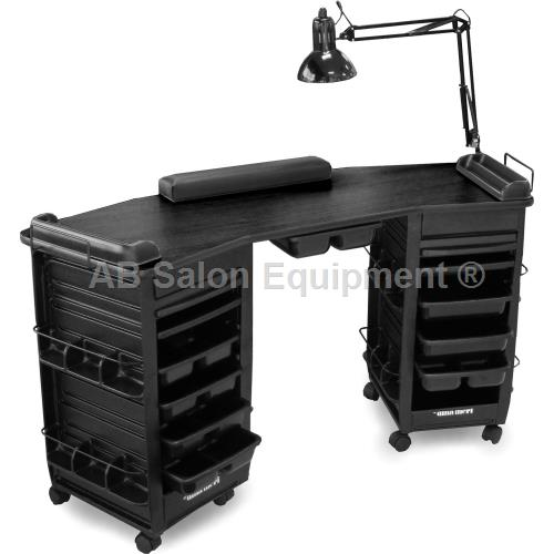 Dina Meri 392 Baya Manicure Table