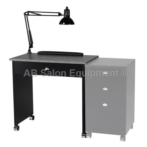 Takara belmont custom express plus sl410 manicure table for Unique manicure tables