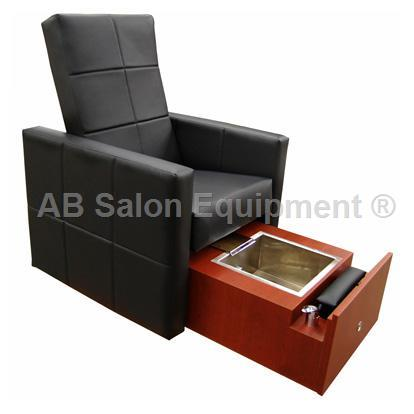 Design X H2O Luxe Lounge Economy Pedicure Spa Chair Basic