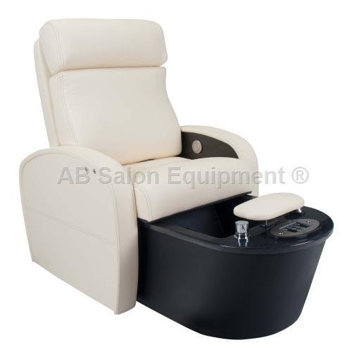 Living Earth Crafts Contour Pedicure Spa with Tilt