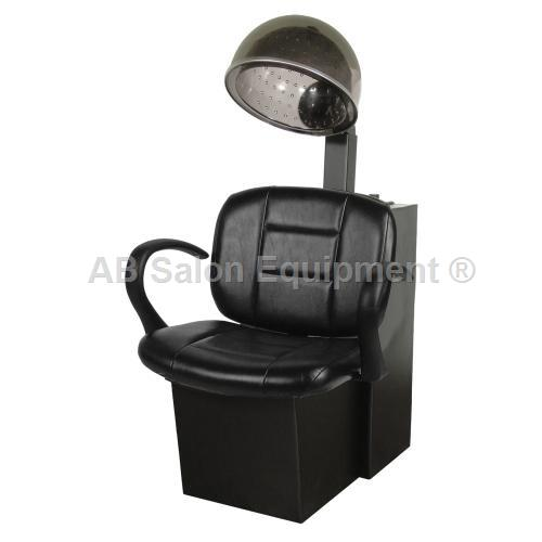 Collins qse 1220d kelsey dryer chair w collins sol air dryer for Ab salon equipment