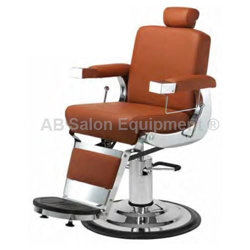 Pibbs 658 ii barbiere barber chair w 1608 base for Ab salon equipment