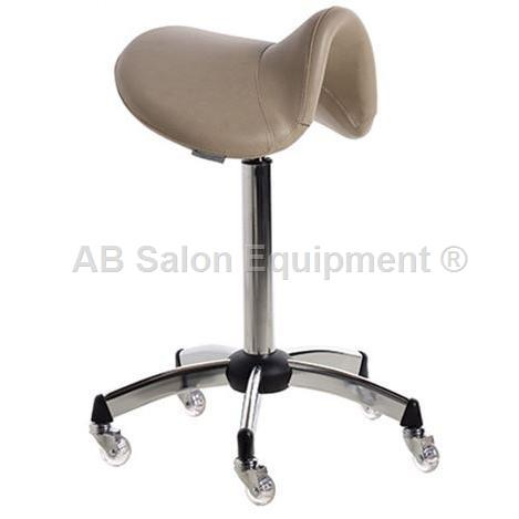 Salon ambience cs 350 mustang deluxe cutting stool for Ab salon equipment