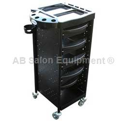 Athena hd 138b hairdressing trolley rollabout for Ab salon equipment