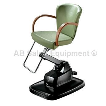 Takara belmont st 300 liu styling chair beech arms t7b for Ab salon equipment